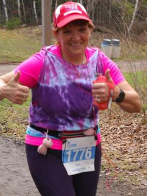Anne MacArthur-1000km Finisher
