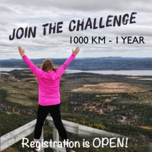 Register for A Great Canadian Running Challenge