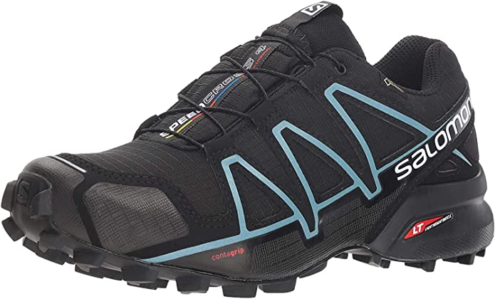 Salomon SpeedCross 4 GTX Womens Trail Running Shoe