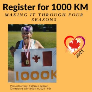 register for 1000km
