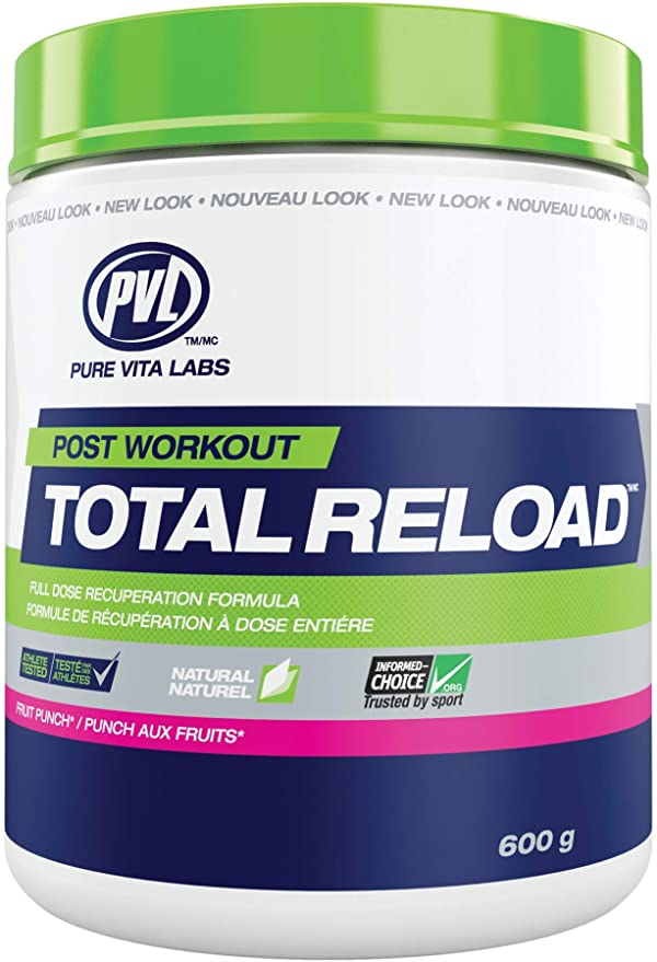 PVL Total Recovery