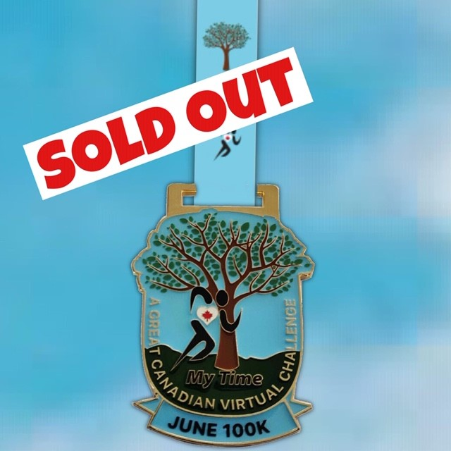sold Medals June 100K