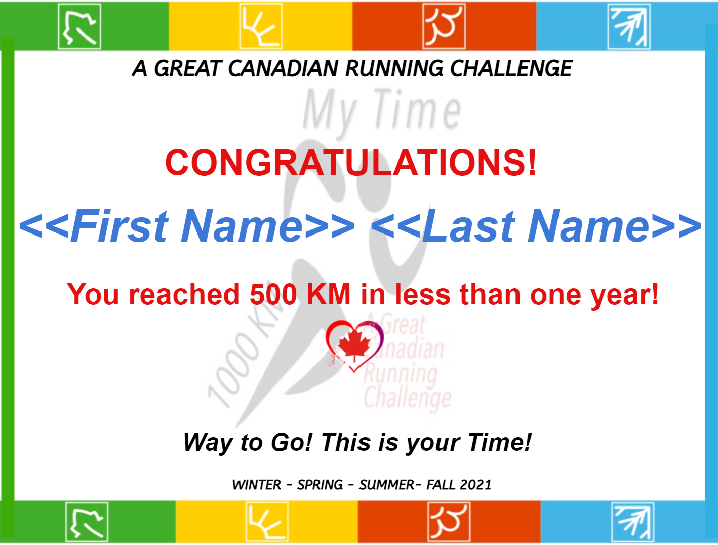 500K certificate